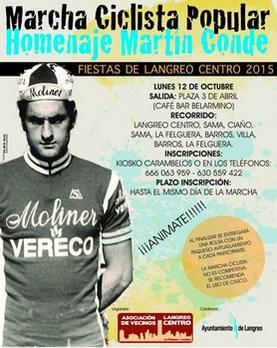 Marcha Ciclista de Langreo 2015