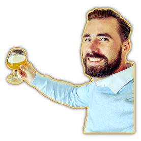 Bob Vrenegoor Harderwijk Bier Bier van Plan100 brouwer