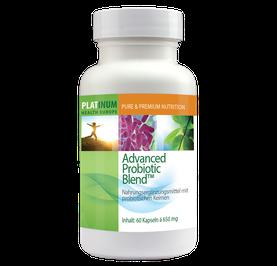 Bild: Advanced Probiotic Blend, probiotische, Bakterienkultur