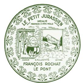 Der Petit Jurassien (kleine Jurassier), ein von François Rochat von Les Places geschaffener Originalkäse