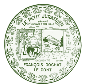 The Petit Jurassien (small jurassic cheese), an original cheese, created by François Rochat from Les Places