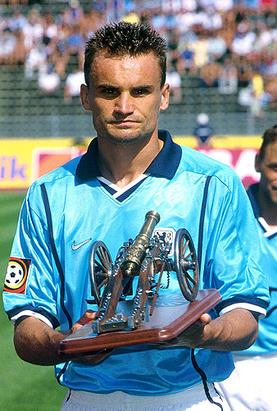 Meilleur buteur de la Bundesliga en 2001-2002