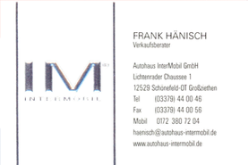 Autohaus InterMobil