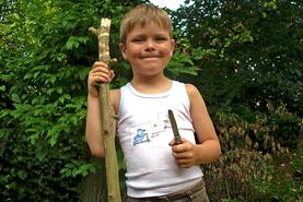 Oertzewinkel Camping - Ideal für Familien mit Kindern