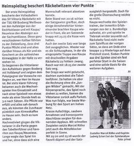 Mitteilungsblatt | März 2016
