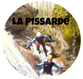 canyoning pissarde claix vercors isère