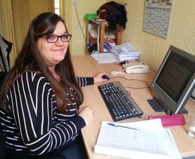 Anaïs Ballanger étudiante en Master AGEST à Bordeaux III
