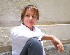 María José San Román マリア・ホセ・サン・ロマン シェフ (Restaurante Monastrell) (www.diariodegastronomia.com)