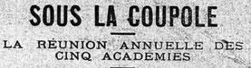 Une du Matin le 26 octobre 1896