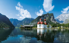 Sightseeing and guided tours to Berchtesgaden - Lake Königssee