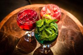 Cafe Leonardo© - Reservierungen von Tischen oder Sofaecken