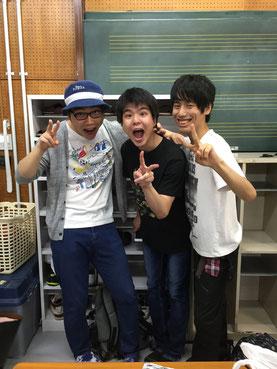 安田真司20160804