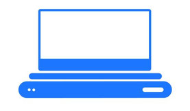 Piktogramm PC- & Internetsucht