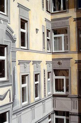 Gert Neuhaus Wandbild/Mural Ebersstrasse