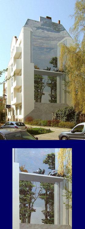 Gert Neuhaus Wandbild/Mural Stuebbenstrasse