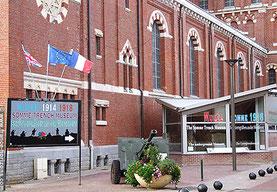 The nest - appart'hotel pour visiter le musée de la bataille de la Somme 1916