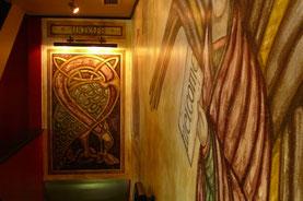 Waxys Irish Bar. Frankfurt, Germany.