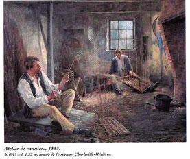 Tableau d'Eugène Damas