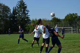 Das Hinspiel konnten Benjamin Sigle und der TSV mit 3:1 für sich entschieden.