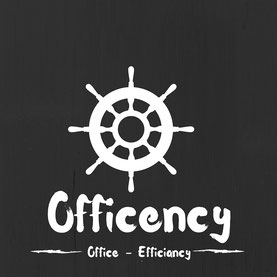 Logo Officency Office Efficiancy Virtual Assistant Recruiting
