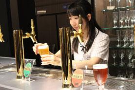 伏水蔵のレストラン(黄桜HPより)