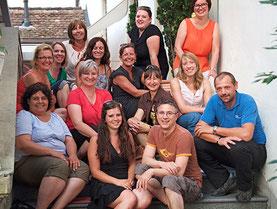Akademische FreizeitpädagogInnen bei der JHV 2015