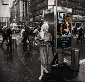 Gunhild in New York