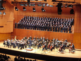 KonzertChor Stuttgart am 14. Juli: Debütkonzert (Bild: Gerd Tollnek)