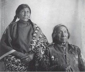 Chief Red Cloud u. Mary Good Road