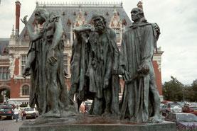 Auguste Rodin, Die Bürger von Calais (1889)