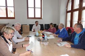 Tagung des Wahlausschusses