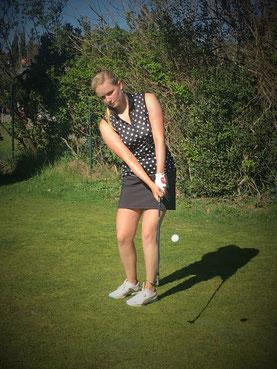 Die Karriere einer professionellen Golfspielerin in Deutschland ist ohne finanzielle Unterstützung kaum möglich. Daher sind Sponsoren für Luisa Dittrich ungemein wichtig. Sponsoring führt auch dazu, dass Luisa positiv und locker auftreten kann.