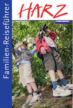 Cover: Familien-Reiseführer Harz