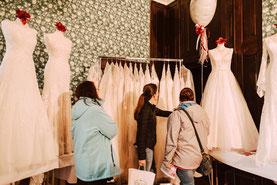 Braut- und Herrenmoden