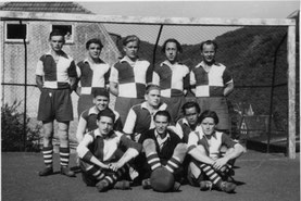 VfR Lasbeck-Stenglingsen e.V. im Jahr 1952