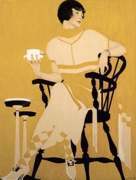The Magic Hour, 1924, Coles Phillips