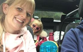 Urlaub mit Baby – Autoreise mit Baby und Kind
