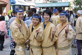 2013 三社祭・お祭り笑顔写真集