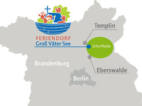 Schorfheide Feriendorf Groß Väter See Berliner Stadtmission Jugendcamp Junge Kirche Berlin