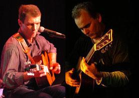 Dave Goodman und Ulli Singer