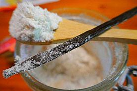 Vanillezucker selbstgemacht mit Birkenzucker