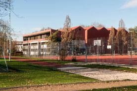 Architekturbüro Silke Hopf Wirth & Toni Wirth Architekten ETH HTL SIA Winterthur, Erweiterung Turnhallen Berufsbildungsschule Winterthur BBW. Baudirektion Kanton Zürich