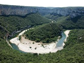 Séjour multi activités Ardèche Aout 2017