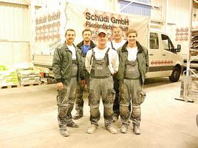 Schüdi GmbH, Fliesen, Naturstein, Treppenbeläge