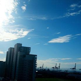 2015/7/20     神戸の空