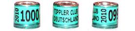 TCD Tippler Club Deutschland Ringe 2010