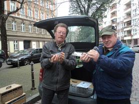 Tippler Club Deutschland Gerald und Klaus