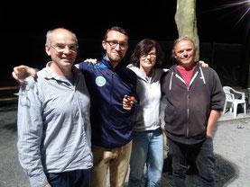 Siegerteam Jaques / Benni mit Platz 2 Marita / Rainer H