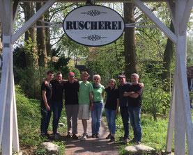 Timm, Ralf, Lutz, Wolfgang, Rita, Iris, Mosche, Alexander