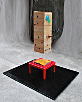 """""""Touchsenses"""" installazione di G. Aloisi e Monica Gorini"""